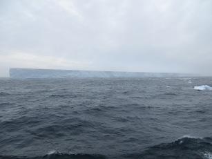 Tubular Iceberg- 2.3 miles long